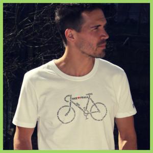 coffee, bike, t-shirt, cycling, prague, biking, gift, darek