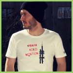 Zizkov tower t-shirt