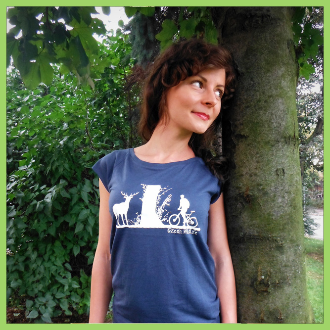 T-shirt-wildlife-woman
